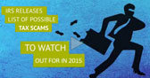 Video Image - 2015 Tax Scams